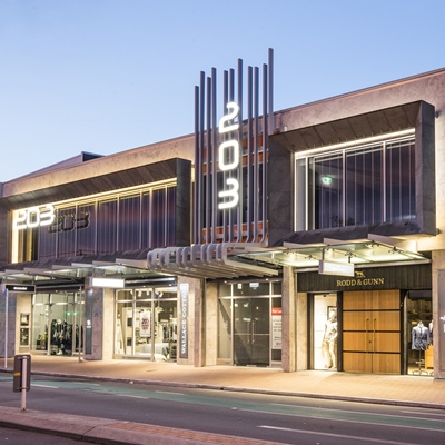 Naylor Love Canterbury - Naylor Love, Commercial Construction