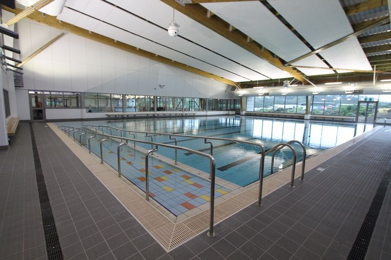 Albany Stadium Pool Naylor Love Commercial Construction