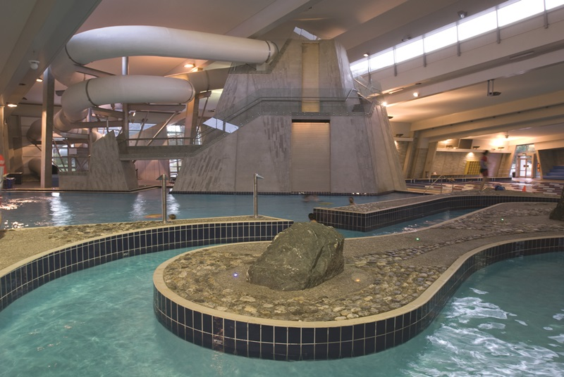 Alpine Aqualand Queenstown Naylor Love Commercial Construction