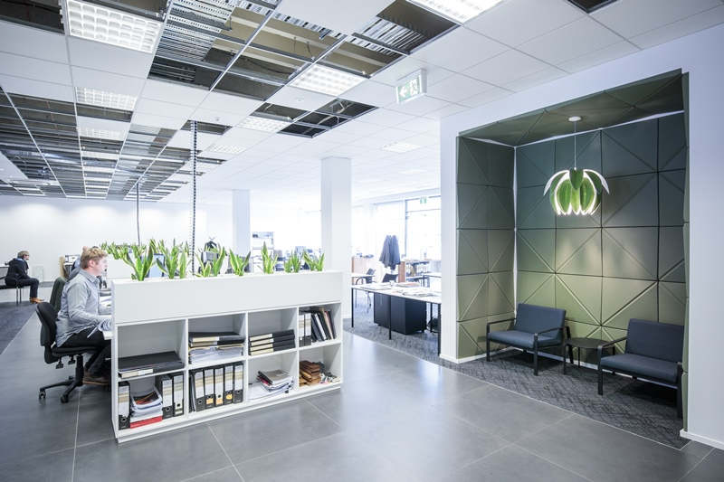 Dalman Architects Appointed Our Canterbury Interiors Team To Complete The  Fitout Of Their New 750m² Flagship Office, Situated On A Prominent Site On  The ...