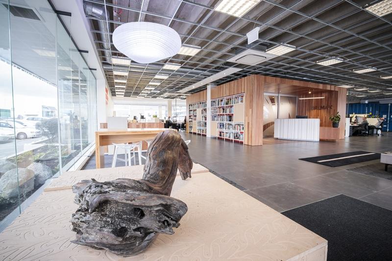 Dalman Architects Office Fitout