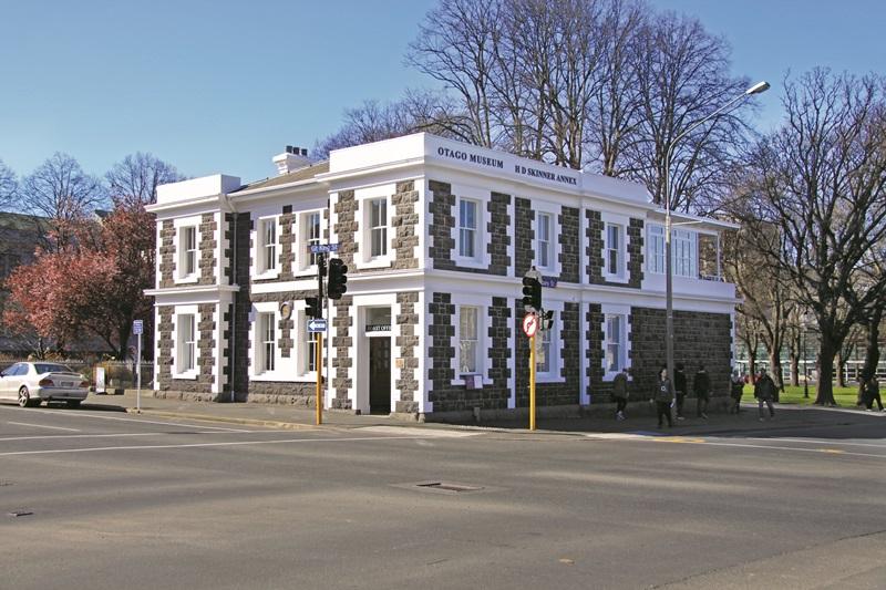 HD Skinner Annex, Otago Museum