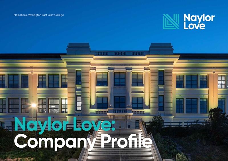 Naylor Love Company Profile