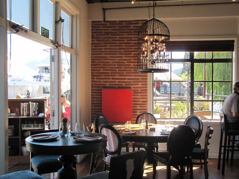 Public Kitchen Bar Queenstown Naylor Love Commercial Construction
