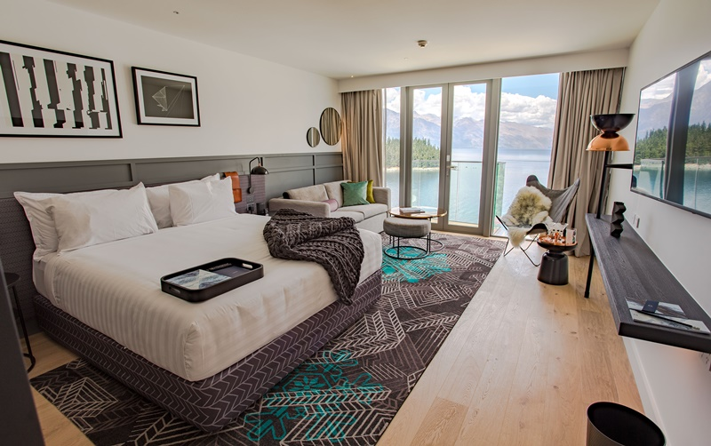 Qt Queenstown Hotel Naylor Love Commercial Construction