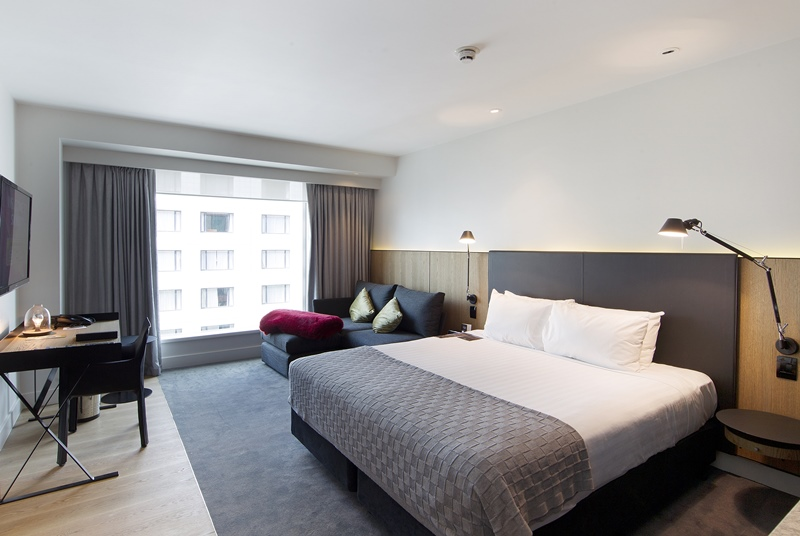 Skycity Grand Hotel Refurbishment Naylor Love Commercial Construction