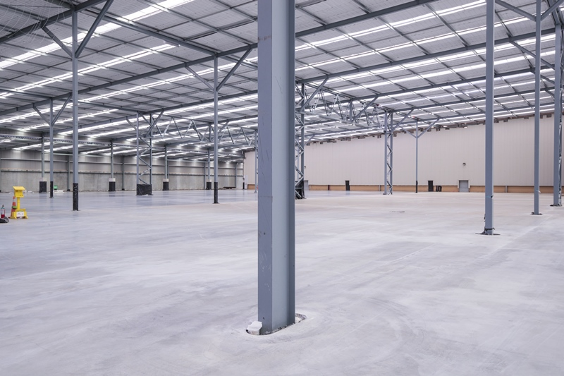 We built The Warehouse s South Island Distribution Centre in 2003 and  returned to extend it in 2016 d09610d9eaac3