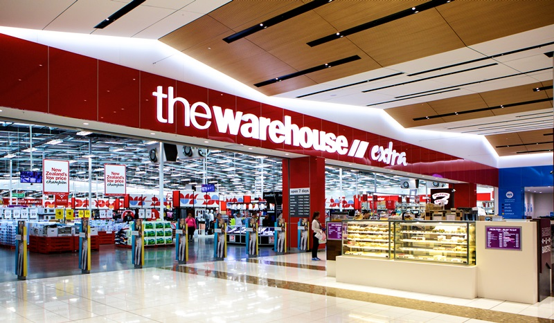 The warehouse nz online shopping