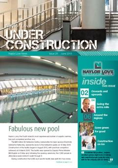 Under Construction Magazine - June 2015