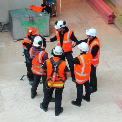 site team